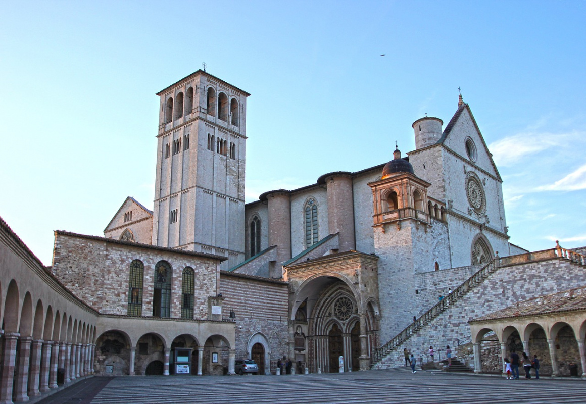 Trip to Assisi Italy