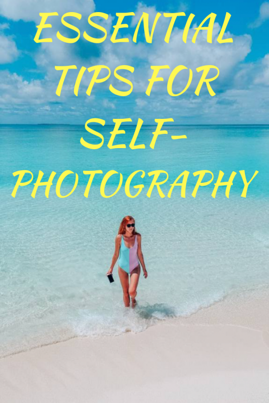 how to take good pictures of yourself