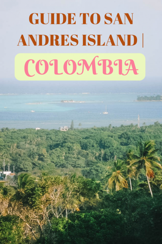Guide to San Andres Island in Colombia