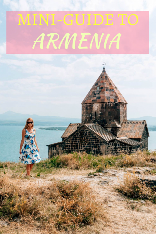 Mini Guide to Armenia