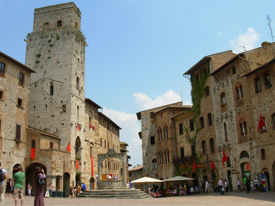 Quick Day Trip from Florence San Gimingiano