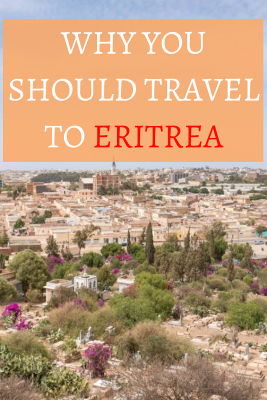 Travel to Eritrea