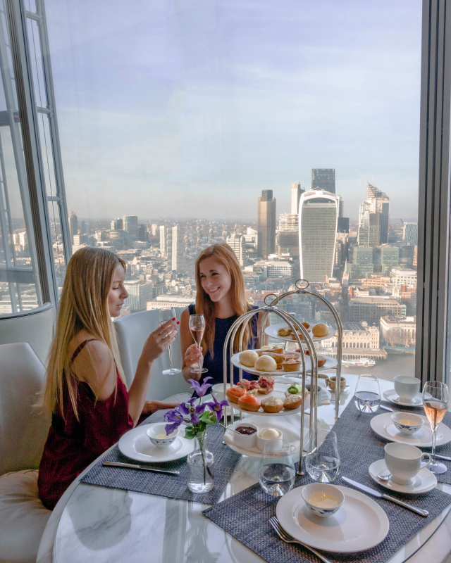 Check Out the View from the Shard