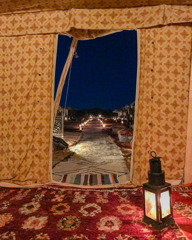 Desert Luxury Camp Merzouga