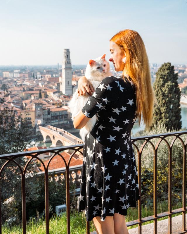 viewpoint in Verona