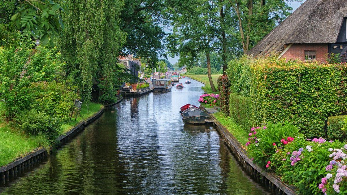 Giethoorn netherlands