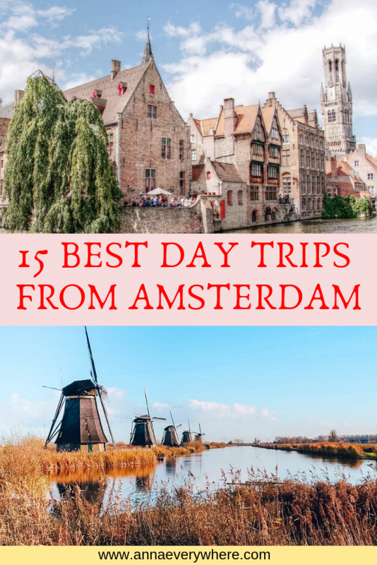 15 Best Day Trips from Amsterdam