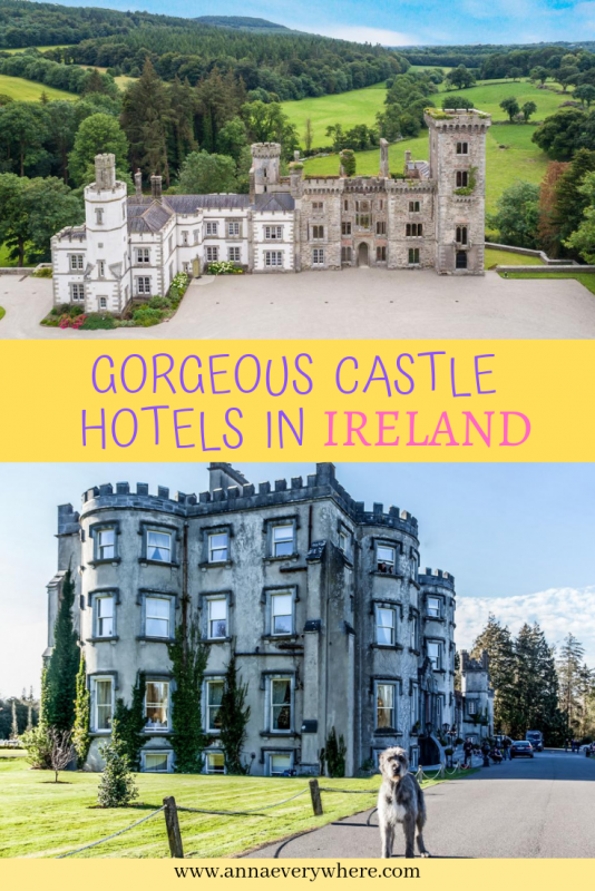 Gorgeous Castle Hotels in Ireland