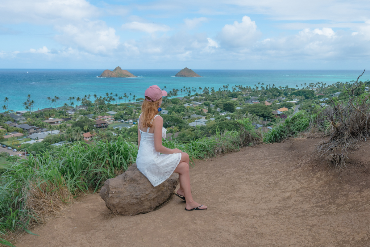 lanikai pillbox hike oahu
