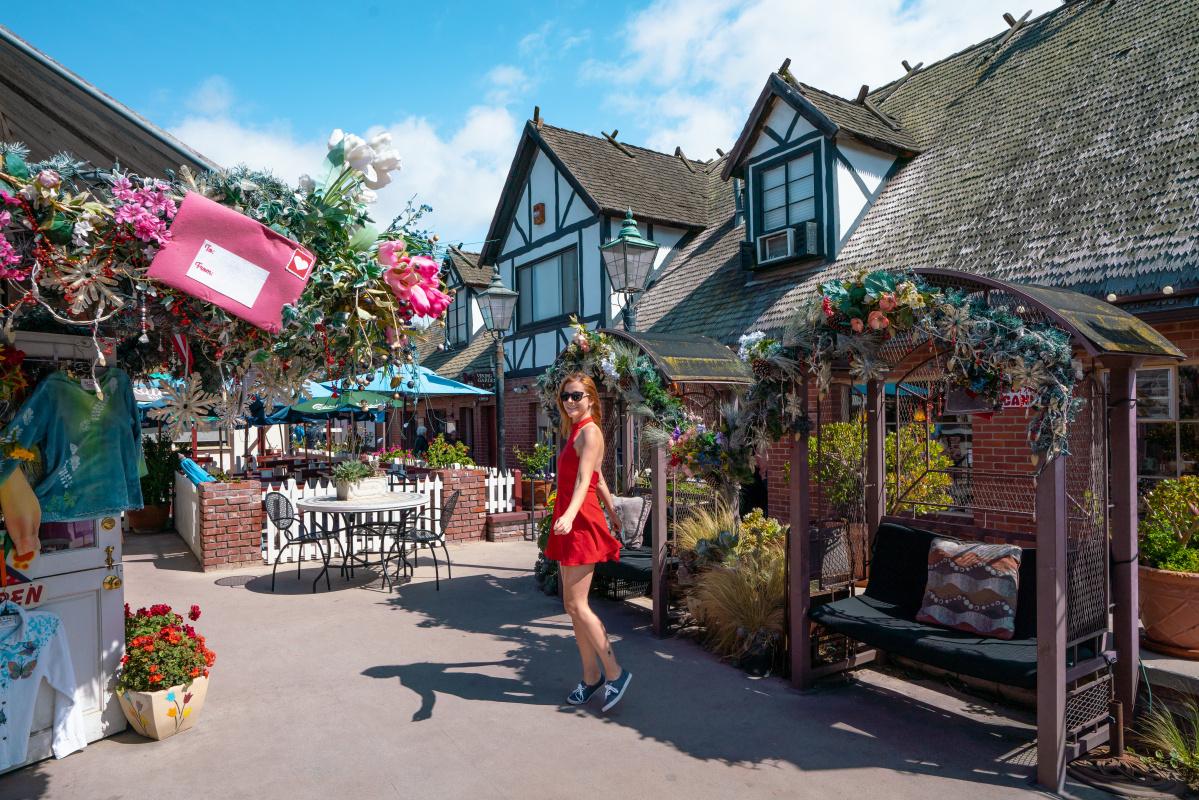 Visit Danish Town of Solvang