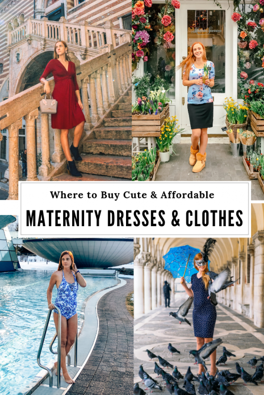 Best Maternity Clothes for Traveling