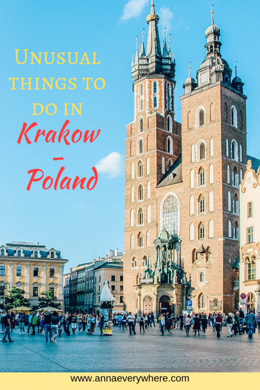 Unusual Things to Do in Krakow