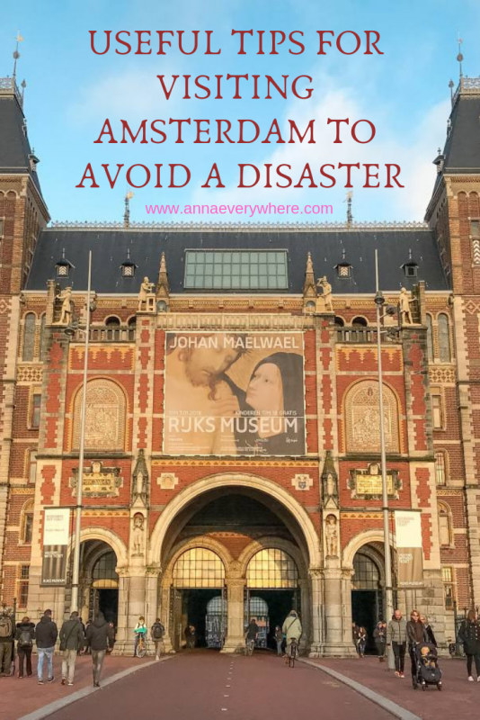 Tips for Visiting Amsterdam to Avoid a Disaster