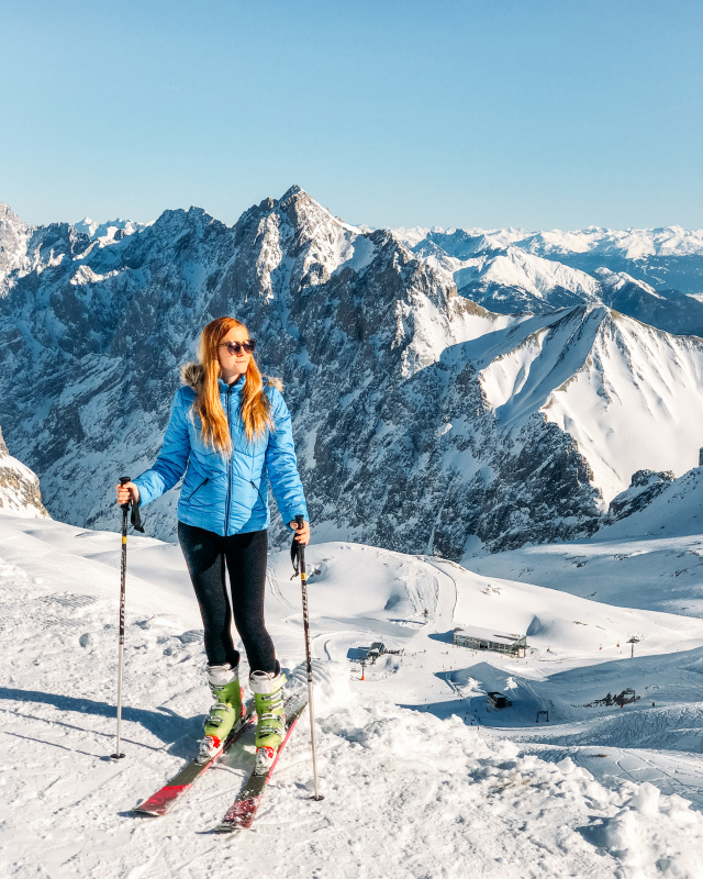 Skiing Pregnant