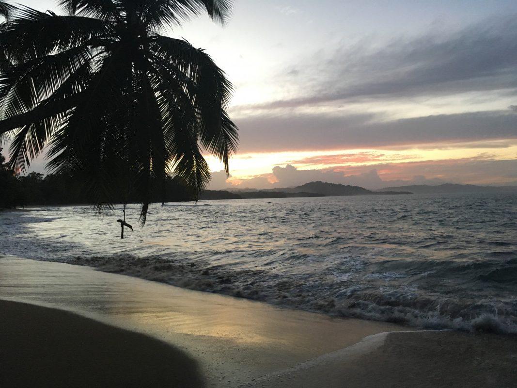 sunset nicoya peninsula