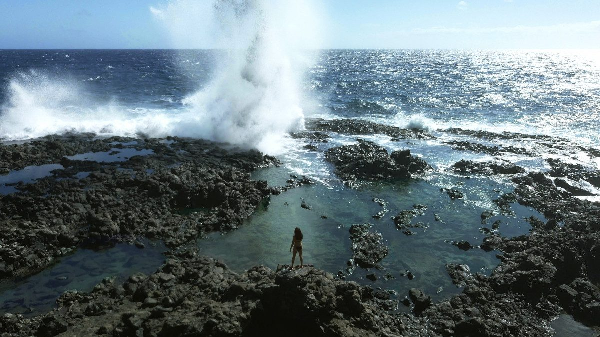 Makapu'u Tide Pools oahu