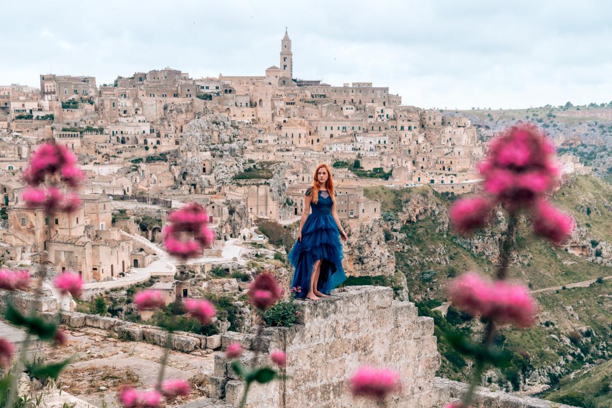 visiting Matera