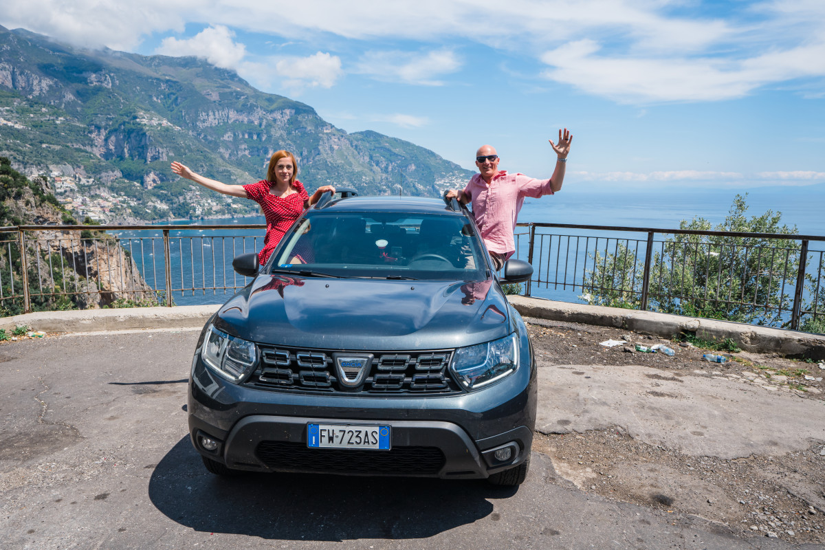 plan a road trip in Italy