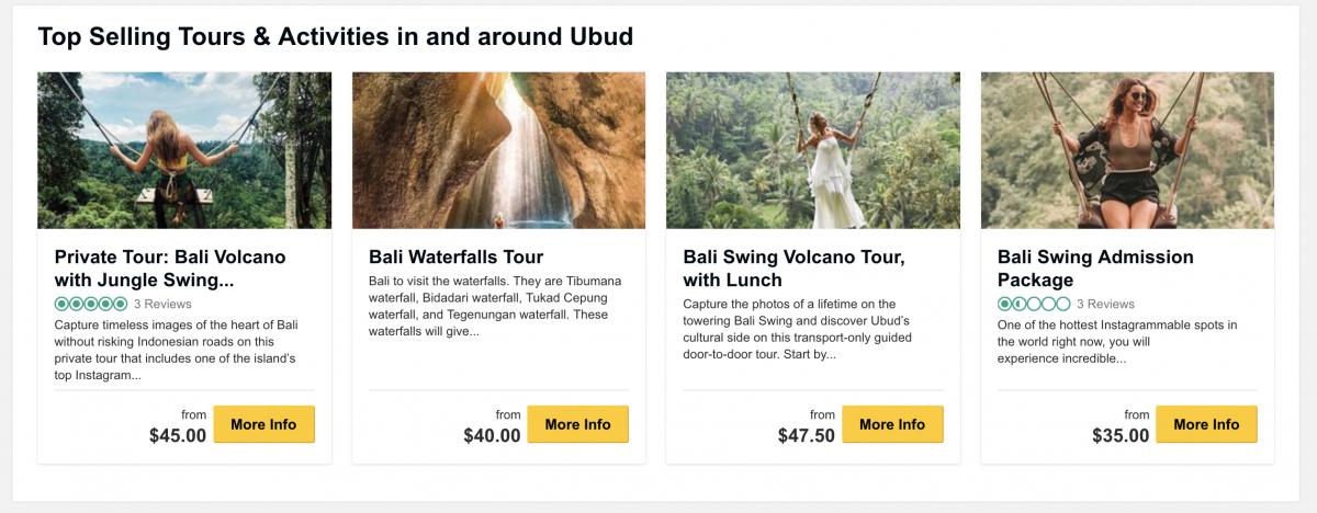 zero dollar tourism