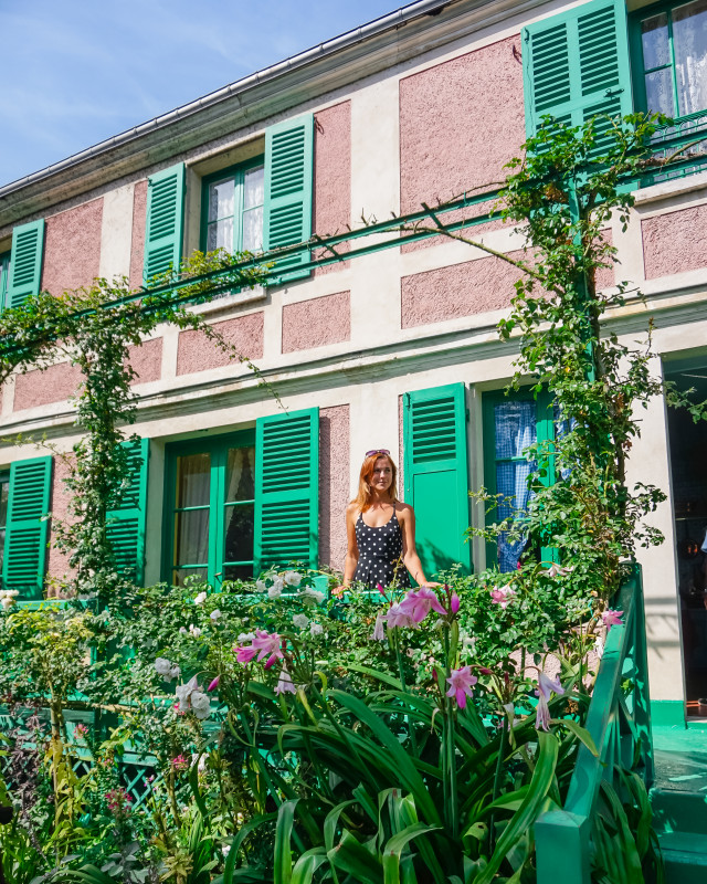 Tours to Giverny