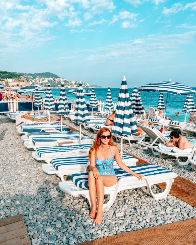 Nice beachclub