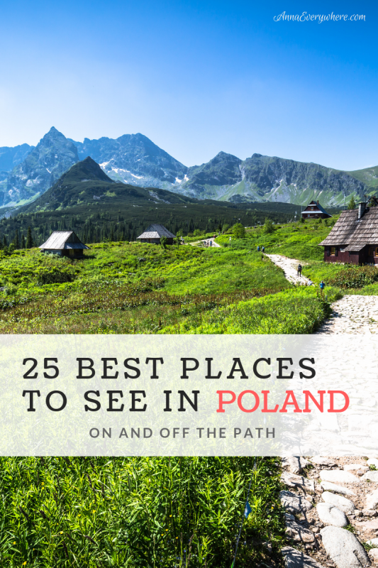 25 Off the Path Spots to Visit in Poland