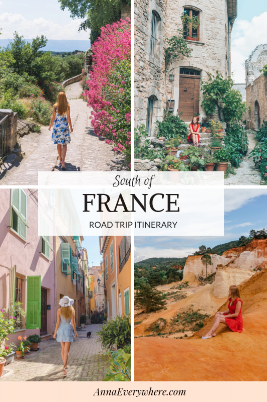 Where to go in Southern France