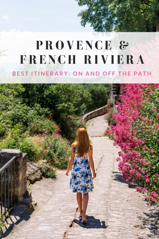Provence Places to Visit