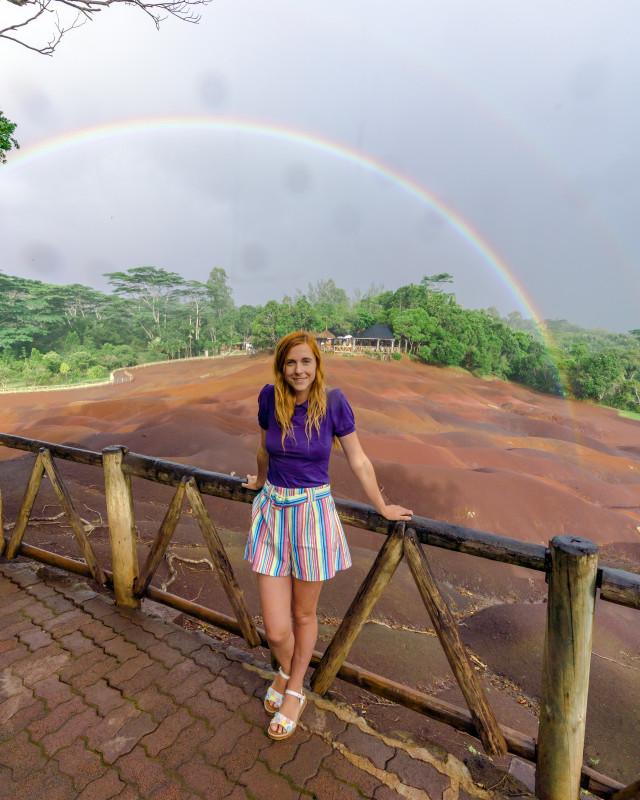 Seven Colored Earth Mauritius