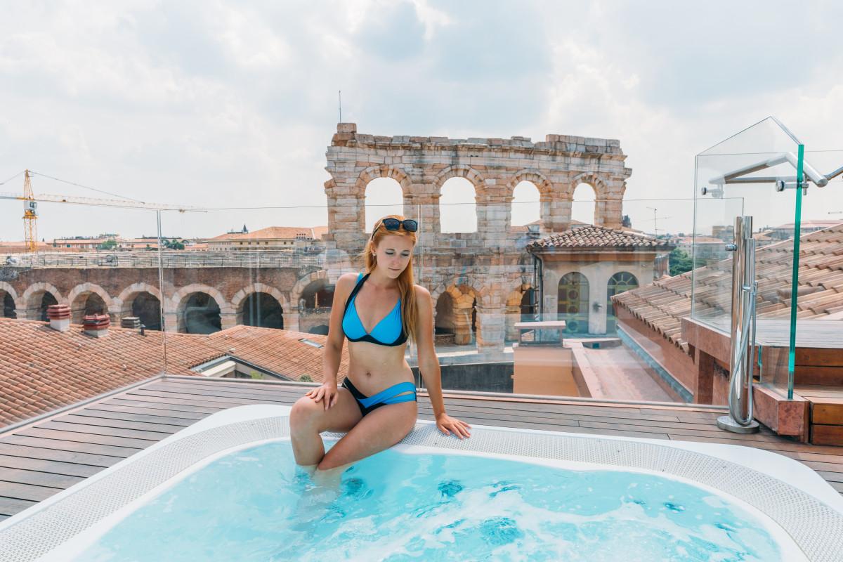 hotels in Verona Italy