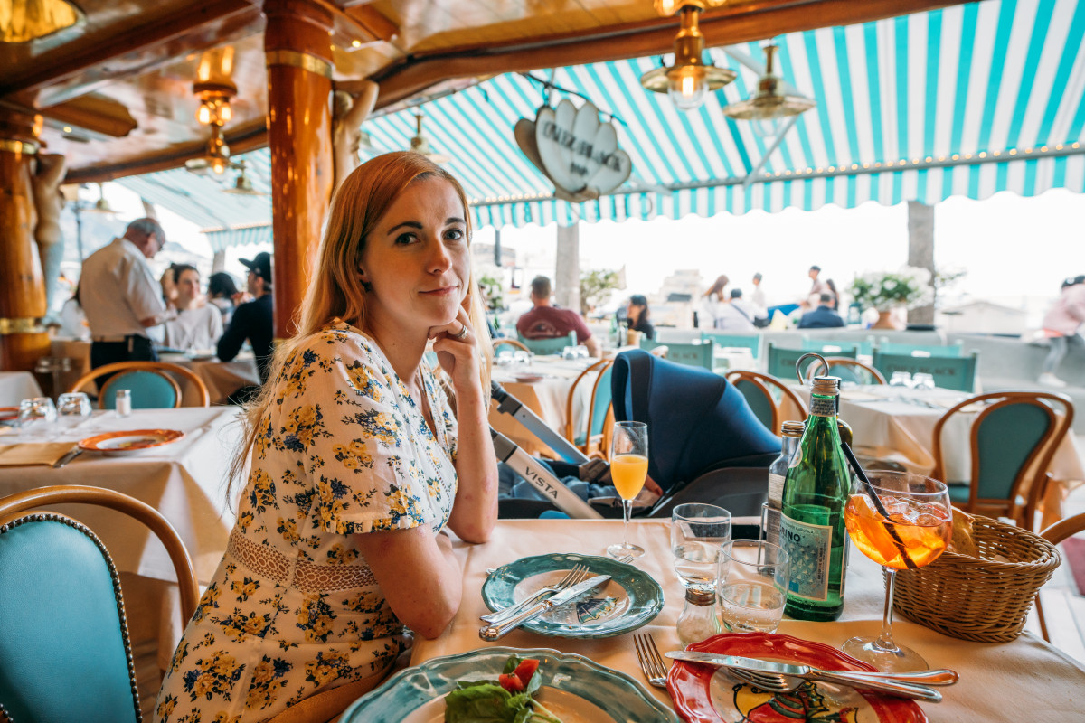 Where to Eat in Positano?
