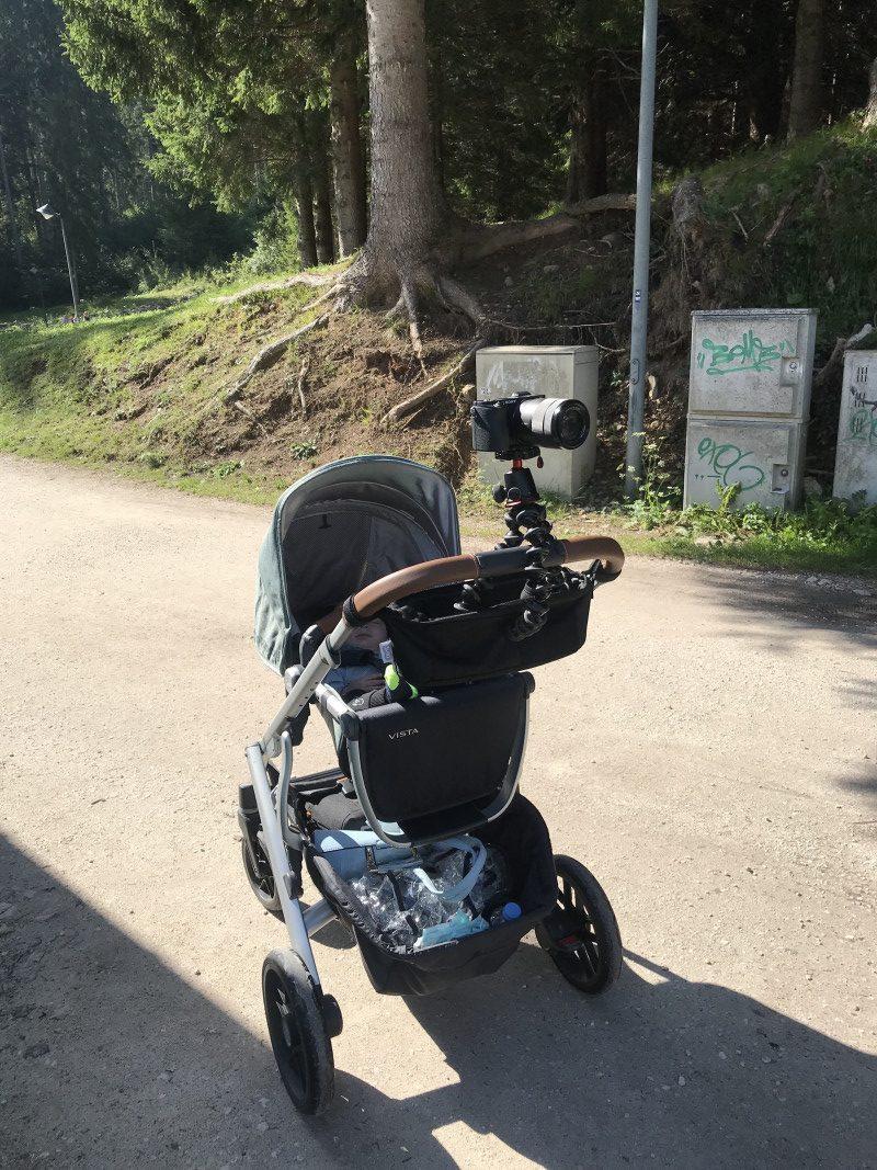 baby photo taking