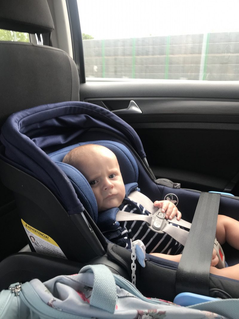 European carseats