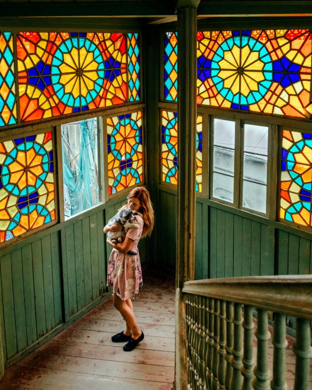 Betlemi Stairs