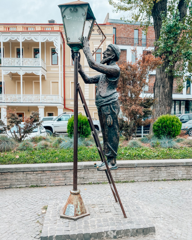 monuments Tbilisi