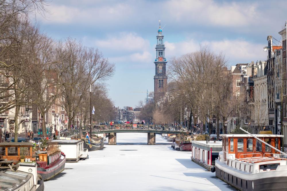 climb westerkerk tower