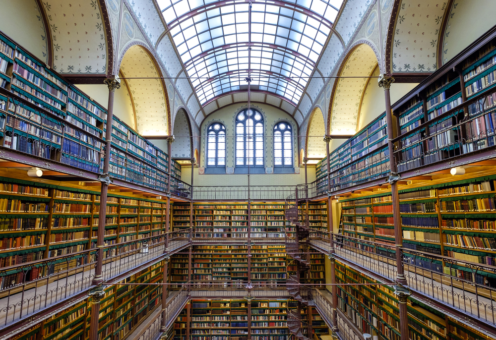 Visit Cuypers Library