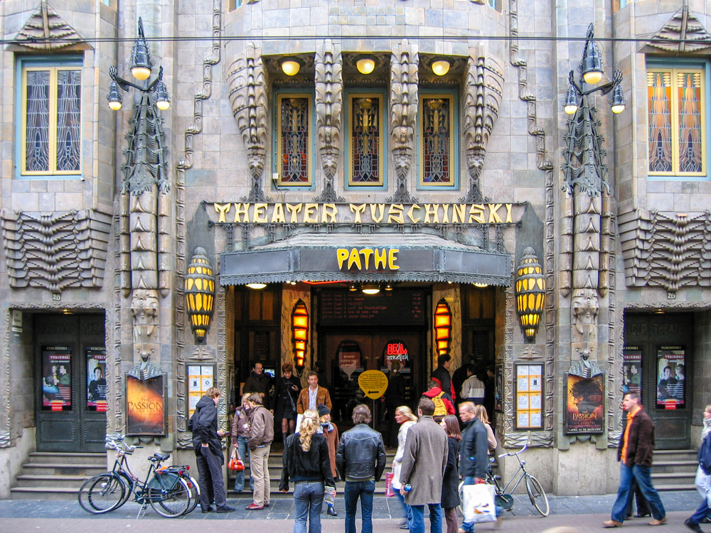 See a Movie at Pathe Tuschinski