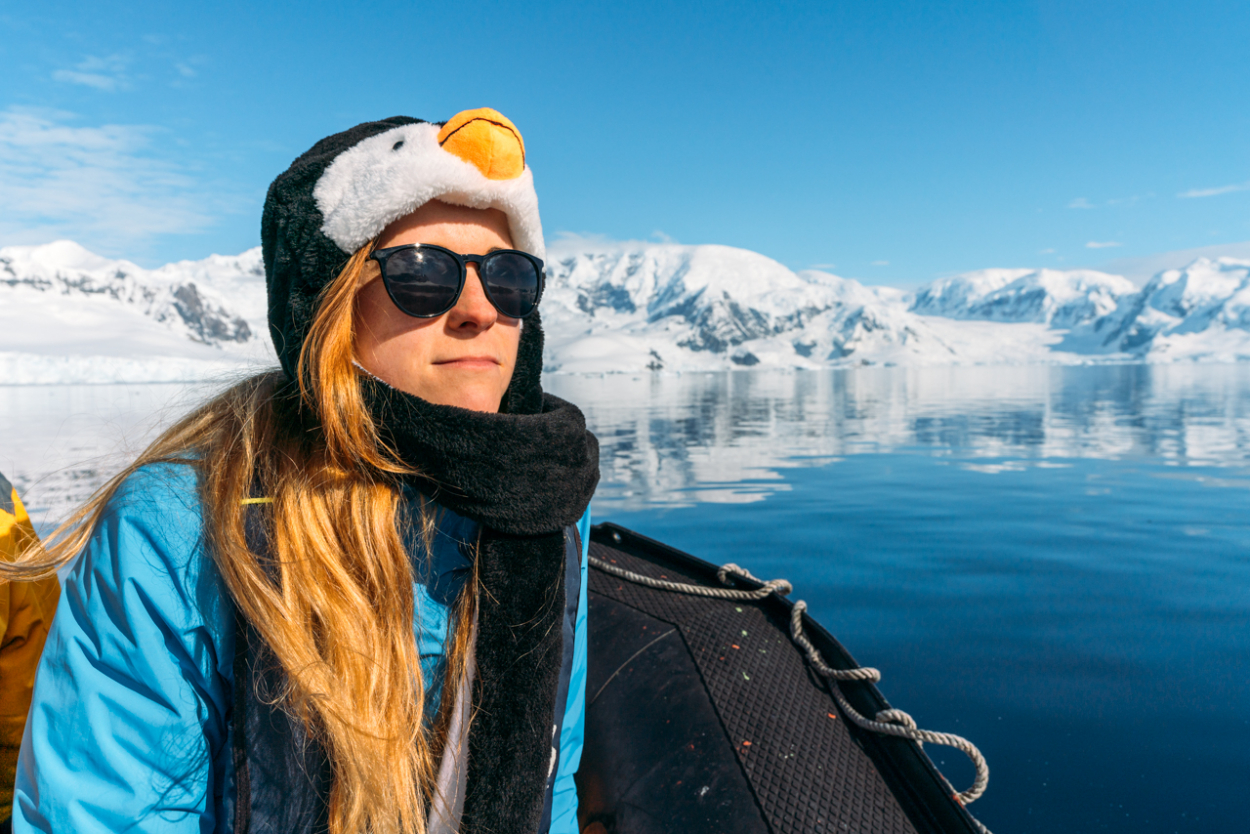 Antarctica with Quark Expeditions