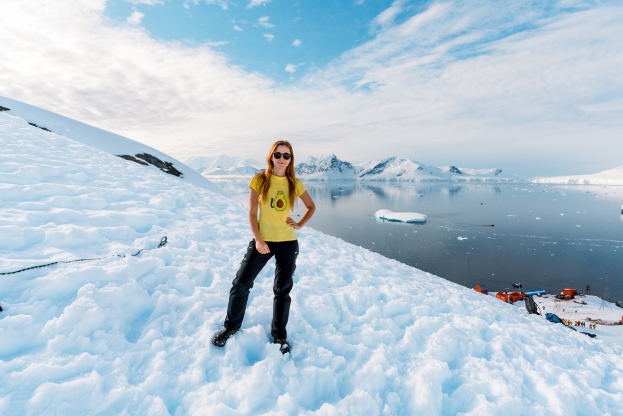 what to pack for Antarctica
