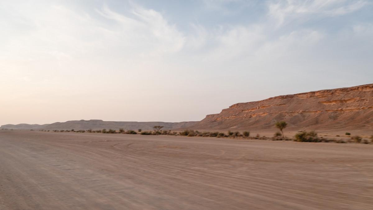 self-drive edge of the world