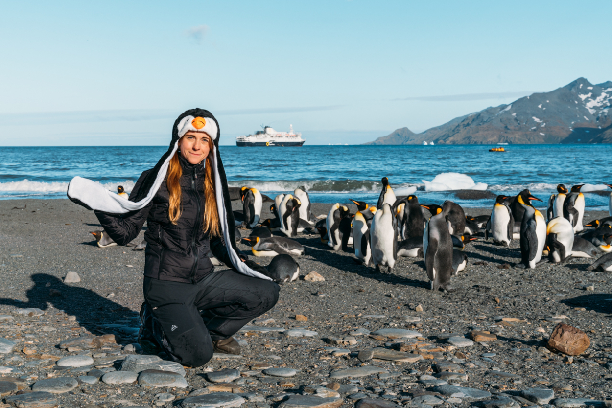 blogging in Antarctica