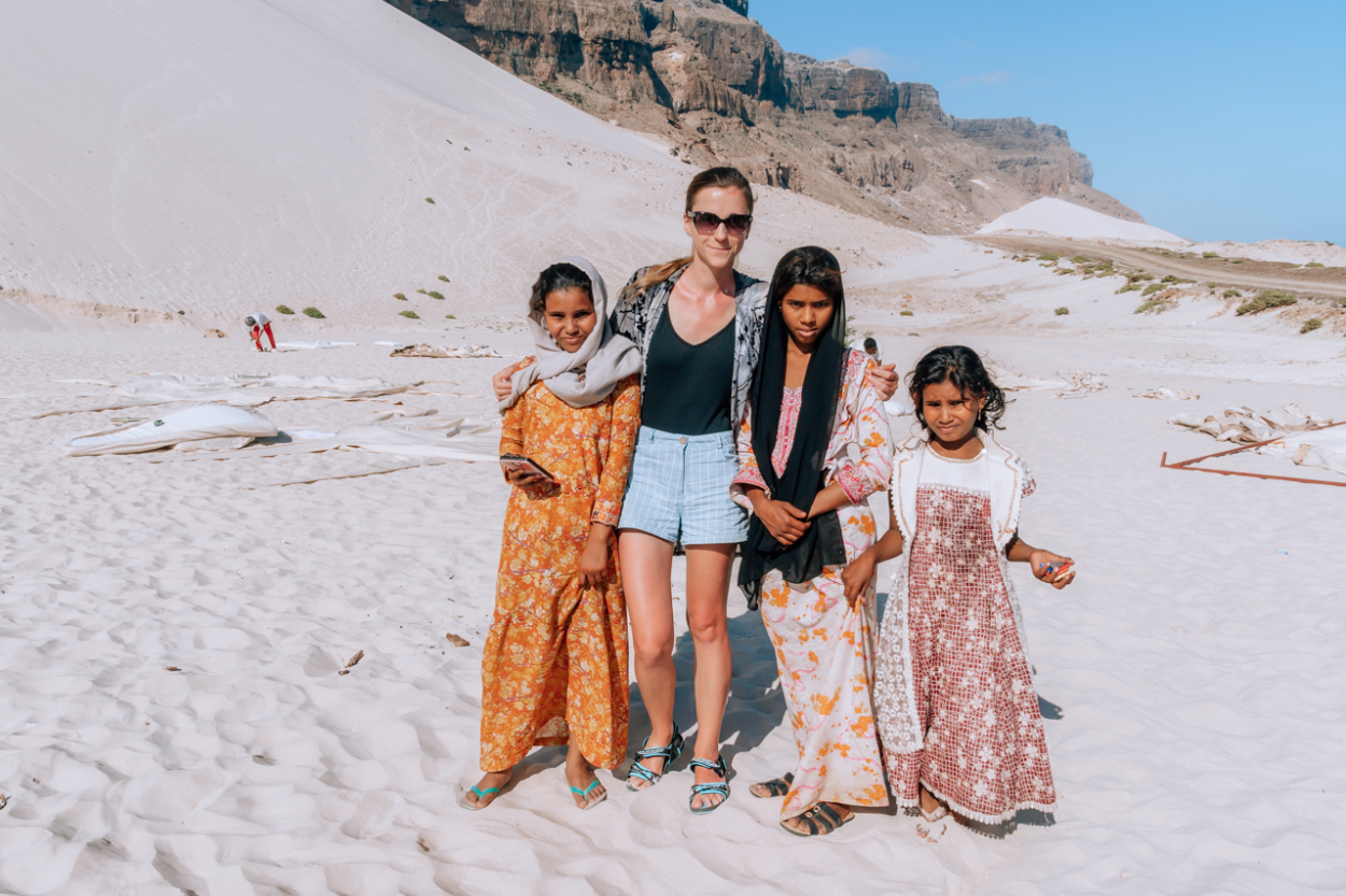 locals in Socotra