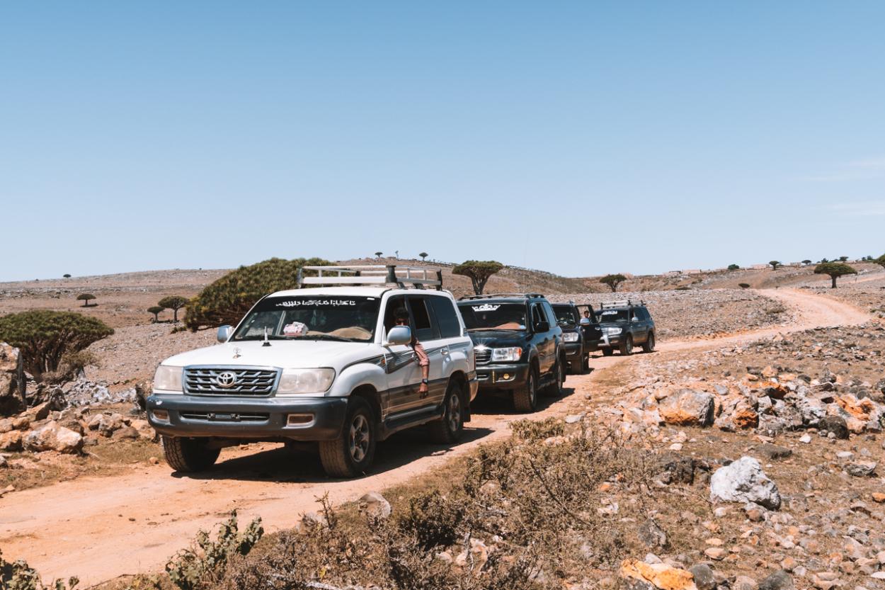 Socotra Island travel cost