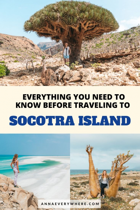 How to Travel to Socotra