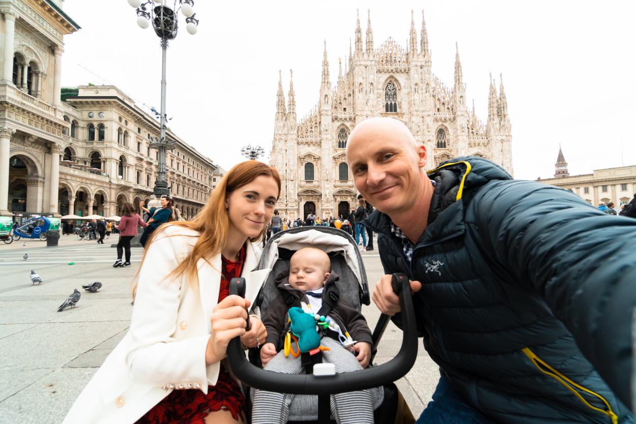 best travel stroller for Europe