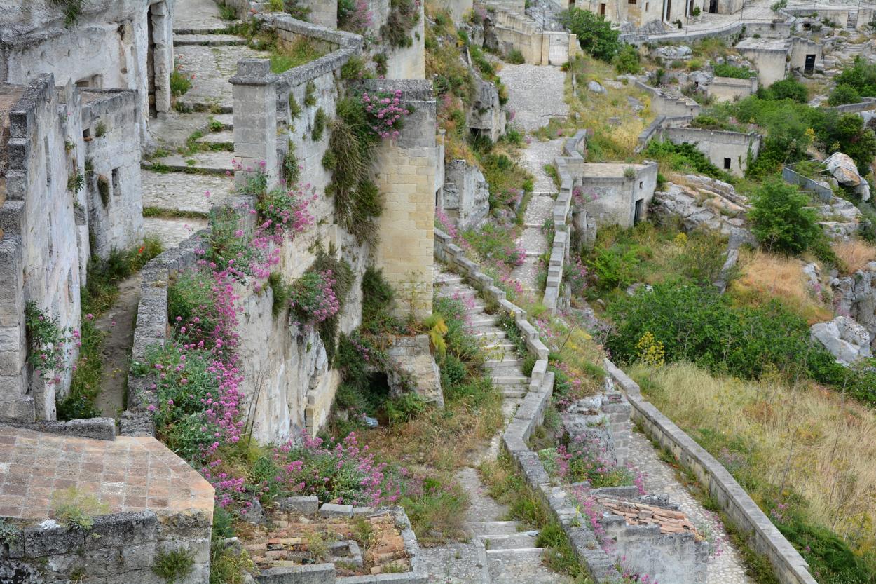 Matera gardens