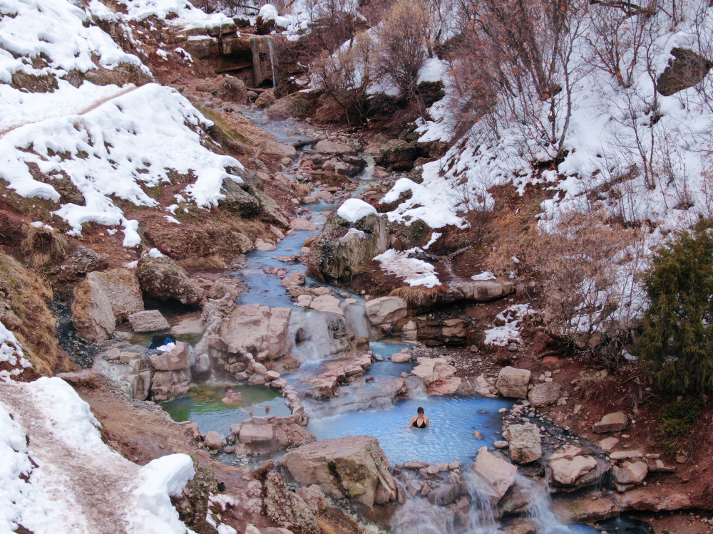 Fifth Water Hot Springs Utah