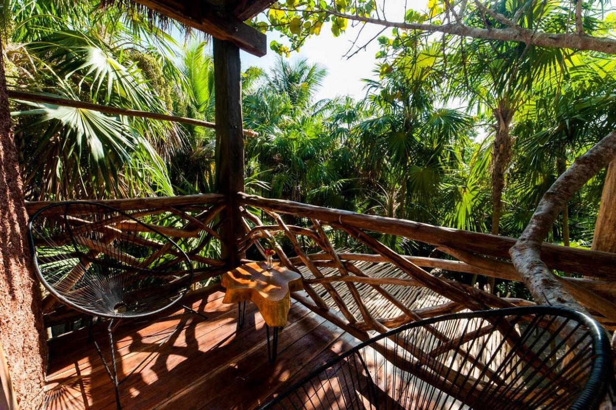 treehouse in Tulum